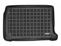 1-Гумена патосница за багажник Rezaw-Plast на Citroen DS3 Crossback после 2019 година, 1 част, црна