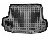 1-Гумена патосница за багажник Rezaw-Plast на Honda Cr-V 5 Hybrid после 2018 година со 5 места, 1 част, црна