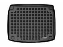 1-Гумена патосница за багажник Rezaw-Plast на Kia Xceed после 2019 година во долно положение на багажника, 1 част, црна
