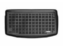 1-Гумена патосница за багажник Rezaw-Plast на Audi A1 GB после 2018 година во долно положение на багажника, 1 част, црна