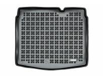 1-Гумена патосница за багажник Rezaw-Plast на Jeep Compas MP/552 после 2017 година во долно положение на багажника, 1 част, црна