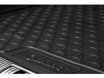 Гумена стелка за багажник Gledring за Seat Leon ST 5F след 2013 година в горно положение на багажника