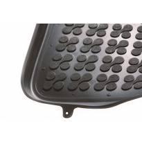 Гумени стелки Rezaw-Plast за VW Crafter, Man TGE след 2017 година, 3 части, черни