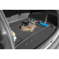 Гумена стелка за багажник Frogum за VW Polo VI хечбек след 2017 година в долно положение на багажника