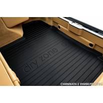 Стелка за багажник DRY ZONE за BMW серия 5 E60 седан 2003-2010, 1 брой, черна